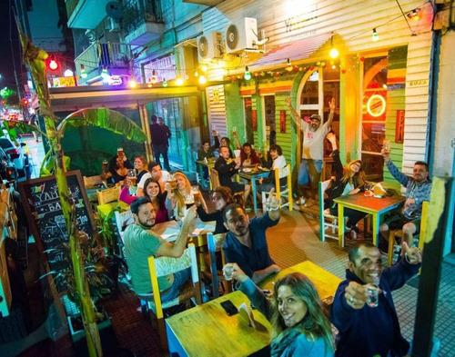 salon bar cumpleaños para adultos, devoto caba hasta 40 pers