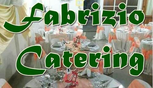 salon con catering incluido