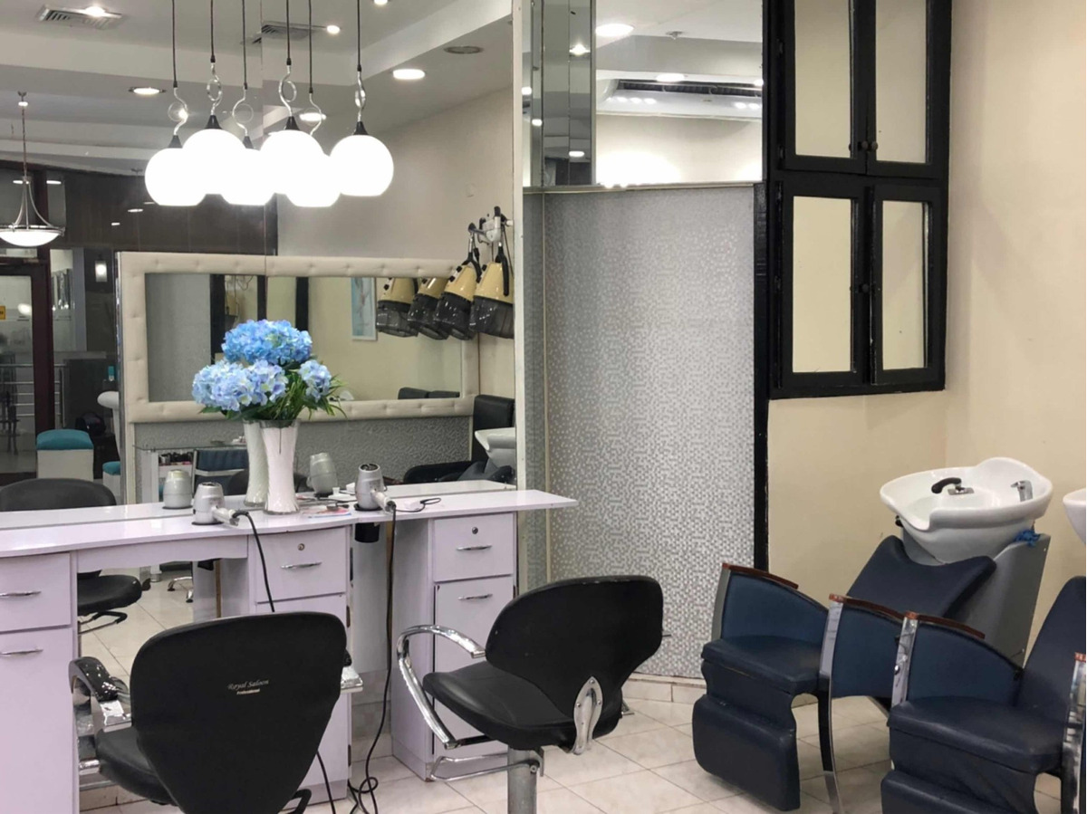 salon de beleza