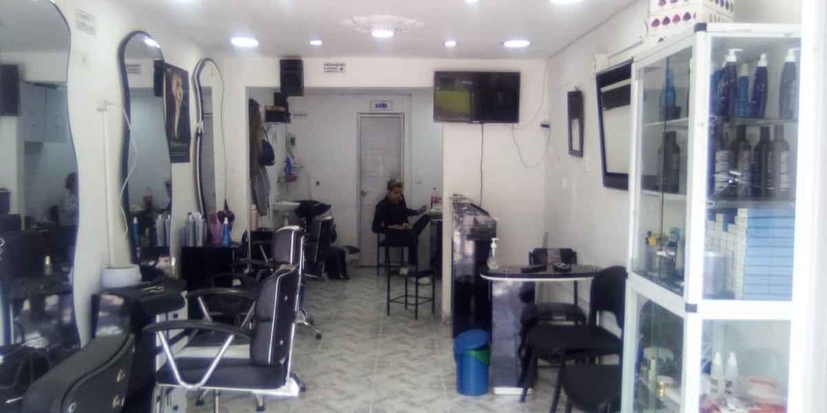 salón de belleza- sector reconocido