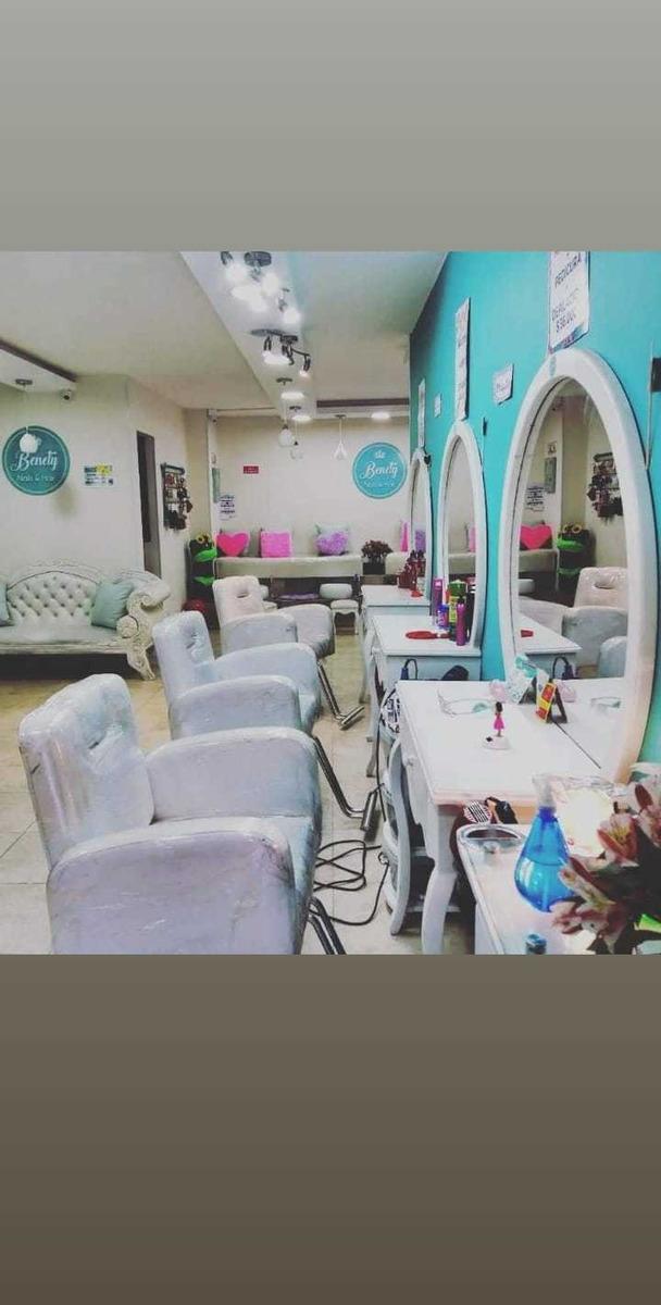 salón de belleza spa peluquería