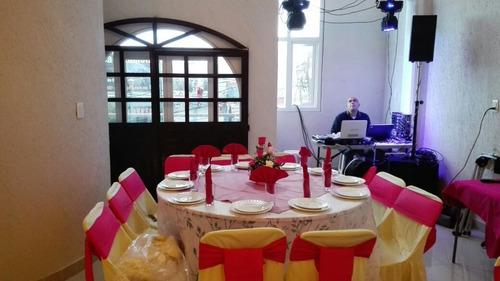 salón de eventos sociales primer nivel