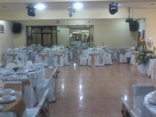 salón de eventos sociales querencia  en texcoco