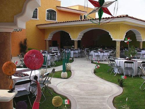salón de eventos terraza maya