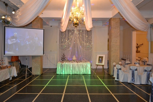 salón de fiesta 15 años boda centro integral discoteca