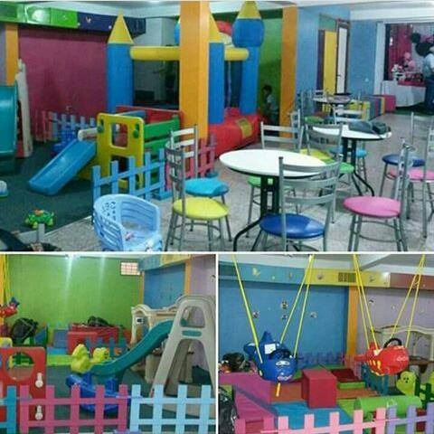 salon de fiesta latinos kids