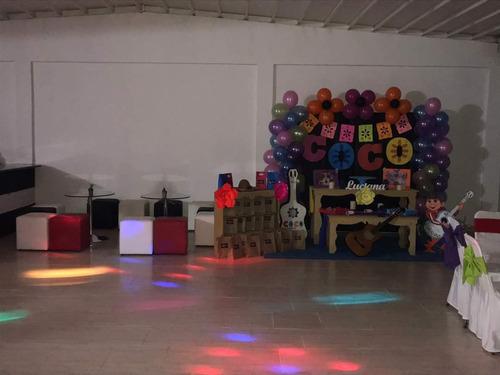 salón de fiesta para todo tipo de evento