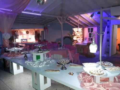 salón de fiestas en alquiler para todo tipo de eventos