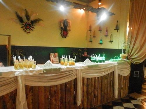 salon de fiestas en alquiler - salon san martin
