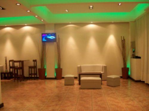 Salon de fiestas en villa urquiza en mercado libre - Iluminacion en salones ...