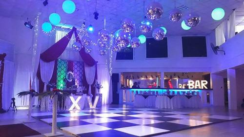 salón de fiestas/ eventos económicos/zona norte.