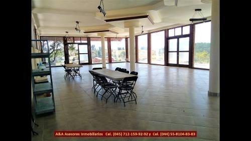 salón de fiestas / eventos t: 6,000 m2; const.: 182 m2