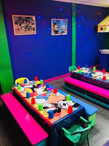 salon de fiestas infantiles el reino encantado