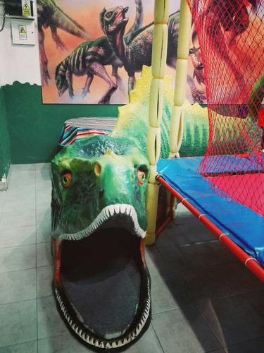 salón de fiestas infantiles en caballito. dino´s house