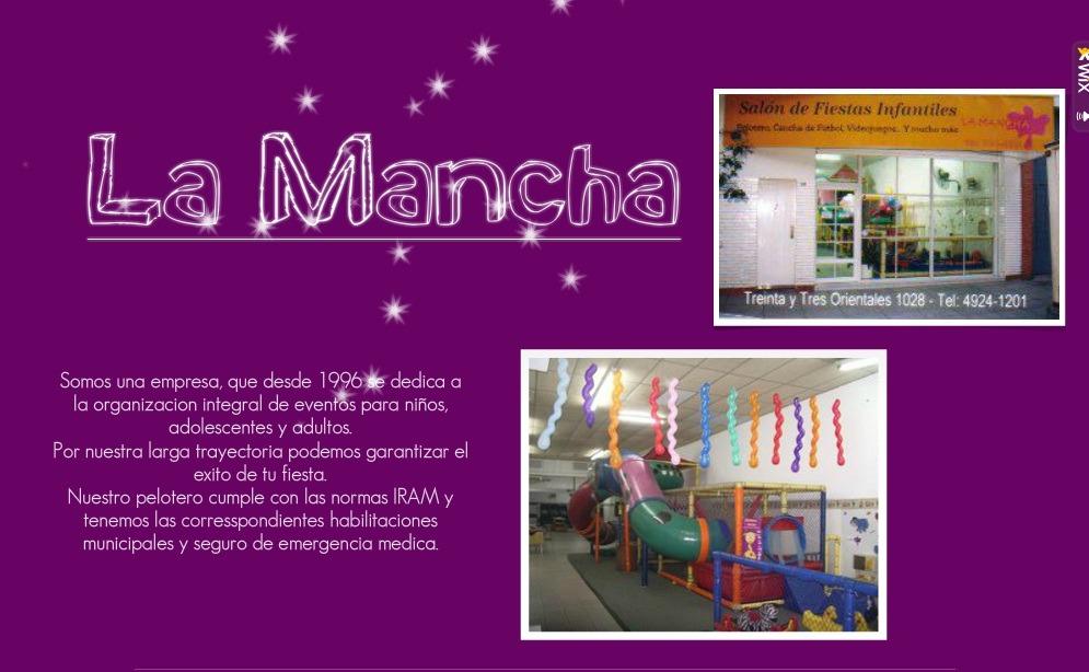 Salon de fiestas infantiles la mancha en mercado libre for Acropolis salon de fiestas