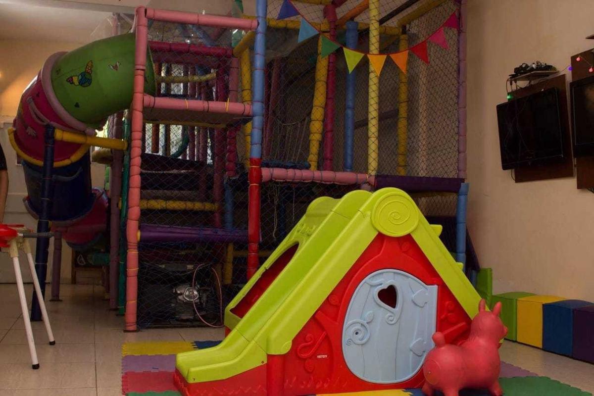 salón de fiestas infantiles  pelotero