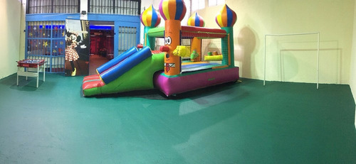 salón de fiestas infantiles pelotero play time san justo