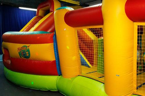 salón de fiestas infantiles planeta kids -300 mts-110 invit.