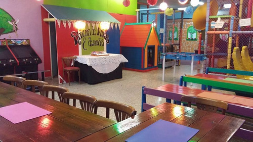 salon de fiestas infantiles rincon de hadas y duendes