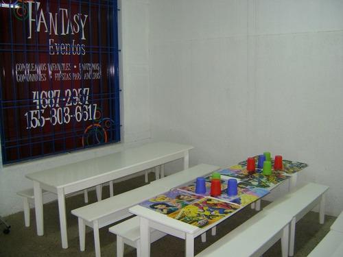 salon de fiestas infantiles y adultos