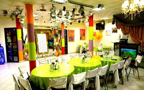 salon de fiestas infantiles/eventos/bautismo/comunion/y mas