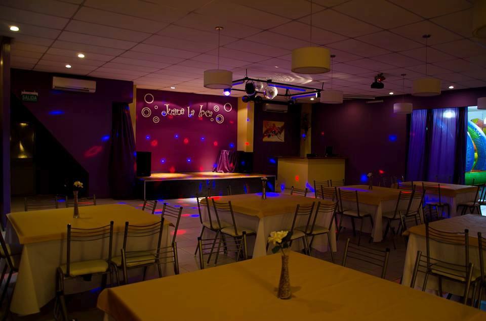Sal n de fiestas multieventos infantiles bernal quilmes for Abrakadabra salon de fiestas