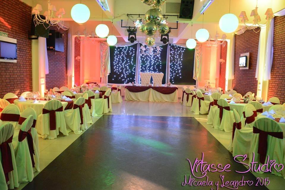 salon de fiestas para eventos recepciones zona sur en