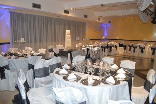 salón de fiestas primer nivel,15 años, bodas, catering