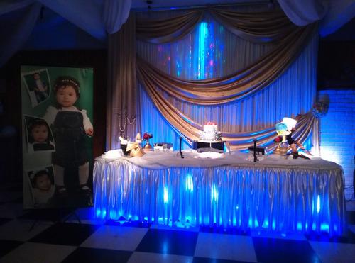 salón de fiestas y eventos 15 años - bodas - eventos