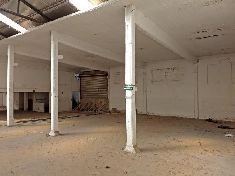 salón de venta, oficinas y depósito en alquiler en campana. 1240 m2. sobre colectora sur panamericana