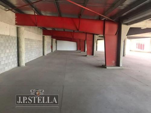 salon / depósito 1000 m² en primer piso c/ playa de estacionamiento - moreno