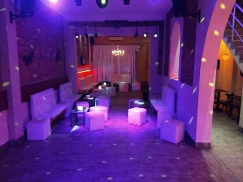 salon espacio virasoro para eventos villa crespo / palermo