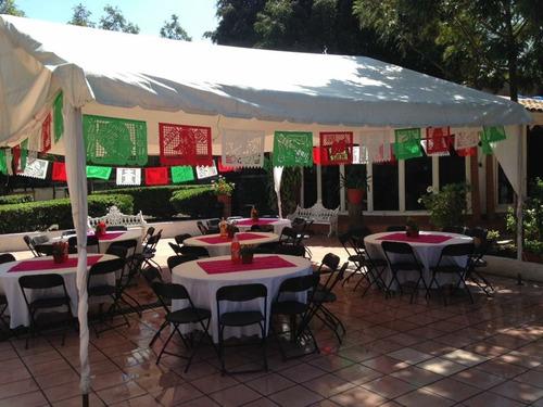 salon eventos jardín quinta