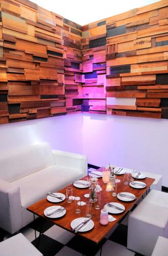 salón eventos palermo $690 x persona catering todo incluido