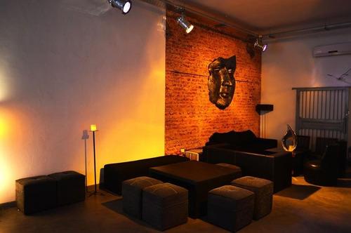 salón eventos privados  sector al aire libre