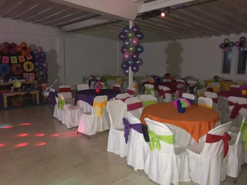 salón fiesta evento
