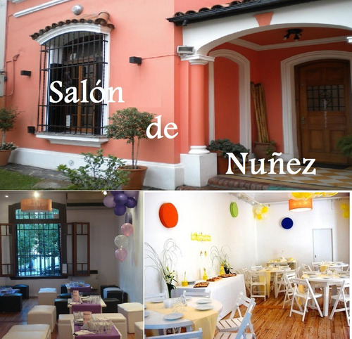 salon fiesta quinta casas  eventos locacion . z norte y cap