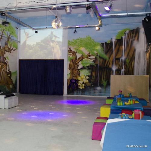 salon fiestas evento