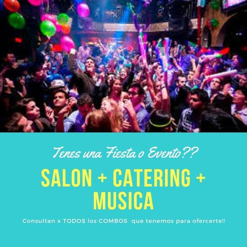 salon fiestas* eventos*