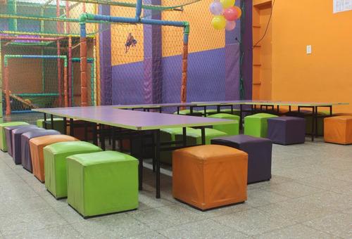 salon fiestas infantiles. base 35 chicos y 25 adultos