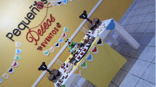 salon fiestas infantiles  pequeños deseos