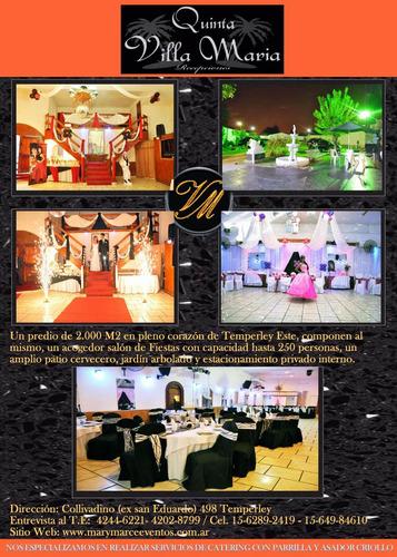 salón fiestas quinta eventos