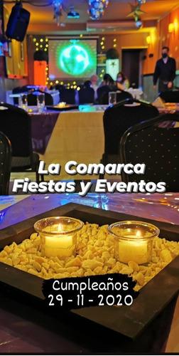 salón fiestas/eventos $1500xhora (zona centro)