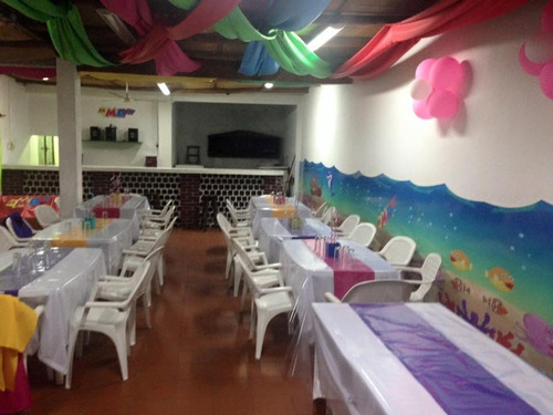 salon infantil cumpleaños fiestas despedidas