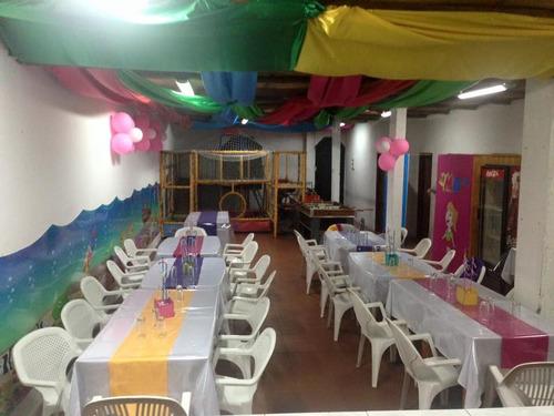 salon infantil fiestas