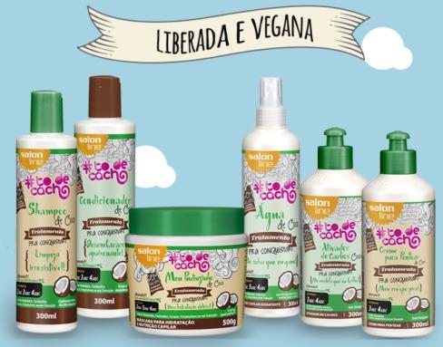 Salon line gua de coco vegana shampoo condicionador for Salon de discussion coco