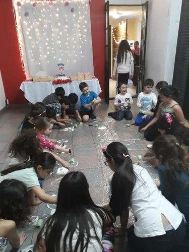 salon multieventos cascanueces-infantiles pre teens y adulto