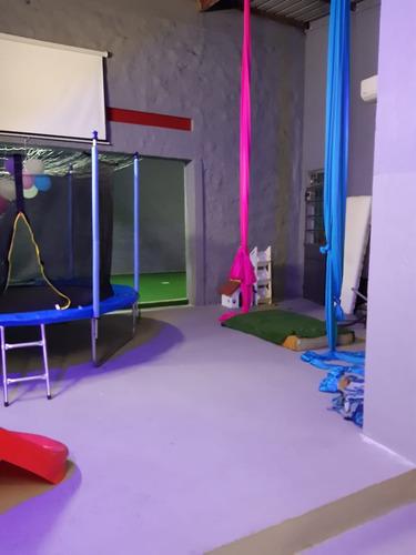 salón para cumpleaños infantiles, workshops, talleres