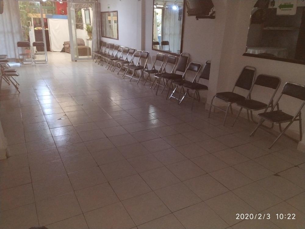 salón para dar cursos renta por hora barranca y periférico