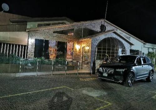 salón para eventos del  restaurant tonantzin